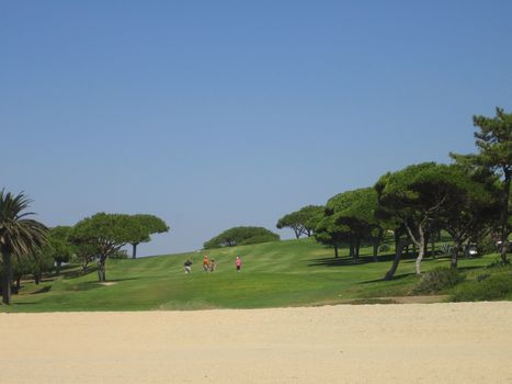 Plage et golf Vale Do Lobo